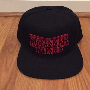 Stranger Things Baseball Hat